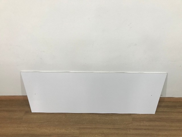 Cabeceira branca para cama de casal - Foto 5