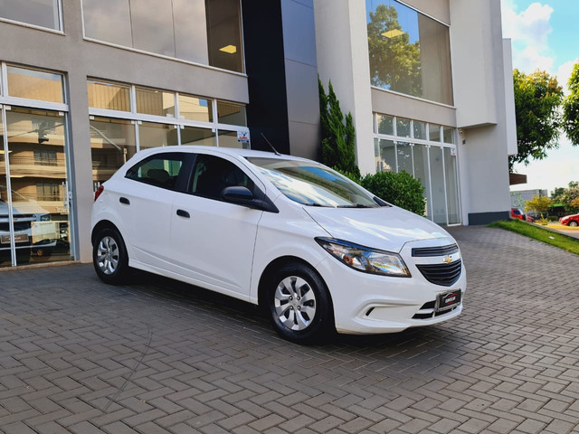 GM - CHEVROLET ONIX HATCH Joy 1.0 8V Flex 5p Mec. - Foto 3