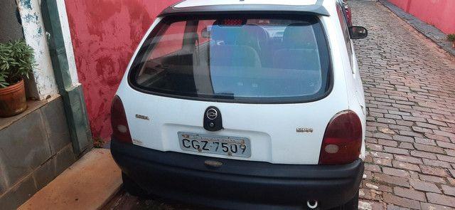 Corsa Wind 1996/1997 Branco
