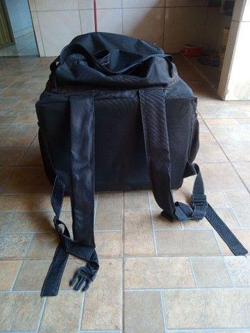 Bag preta para delivery - Foto 2