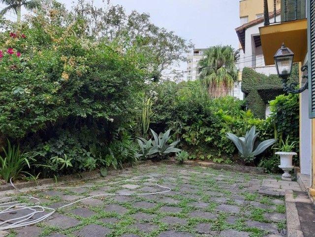 Casa para venda possui 420  metros quadrados com 5 quartos em Gávea - Rio de Janeiro - - Foto 7