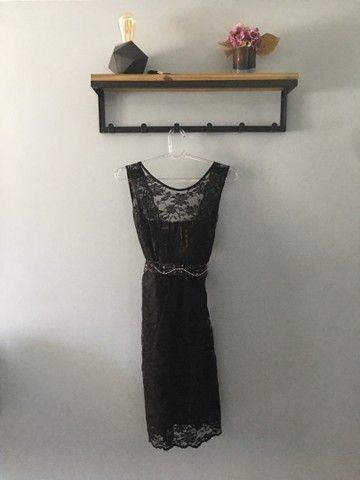 Vestido pretinho clássico  - Foto 3