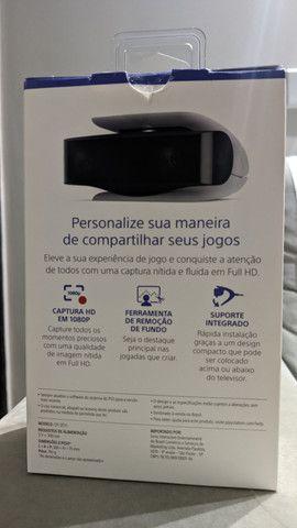 Câmera Playstation5  - Foto 2
