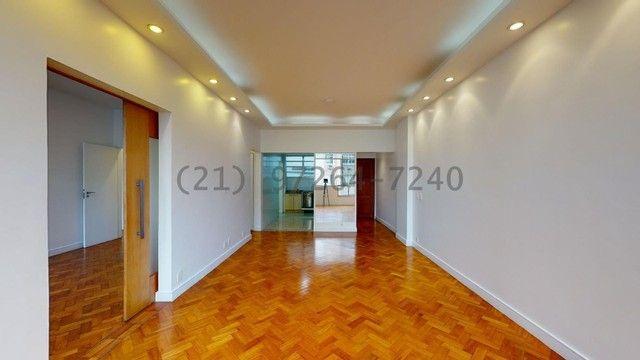 Apartamento para comprar com 106 m², 3 quartos (1 suíte) e 1 vaga em Ipanema - Rio de Jane - Foto 3