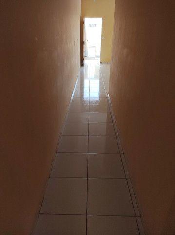 R$ 550,00,ZAP 9  * casa ,2 quartos , 2 banheiro,sala ,cozinha ,varanda e garagem.  - Foto 5