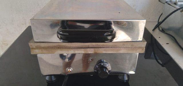Maquina de fazer crepe Semi nova