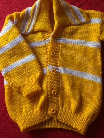 Casaco de lã bem quentinho ! Novo 60 reais  - Foto 4