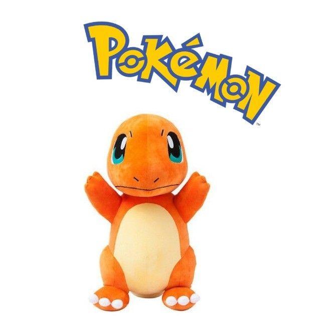 Charmander - 20 cm Pelúcia Pokemon