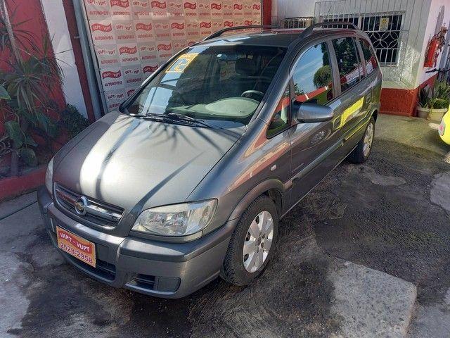 ZAFIRA 2011/2012 2.0 MPFI COMFORT 8V FLEX 4P AUTOMATICO