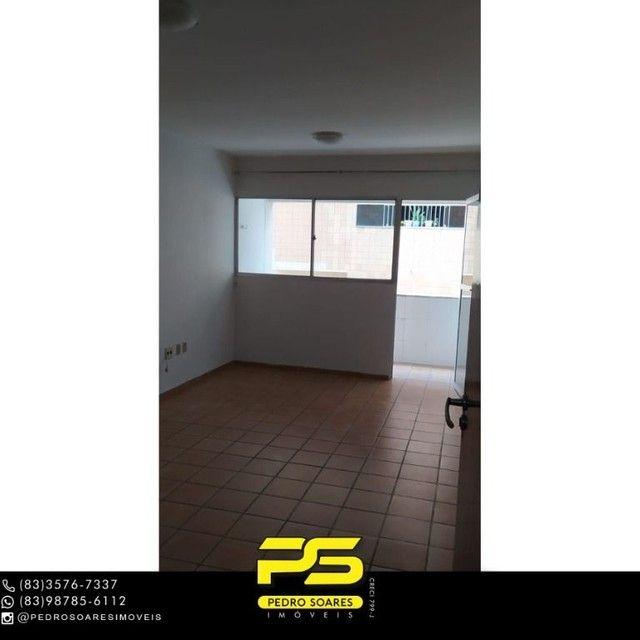 Apartamento com 3 dormitórios à venda, 103 m² por R$ 200.000 - Brisamar - João Pessoa/Para - Foto 2