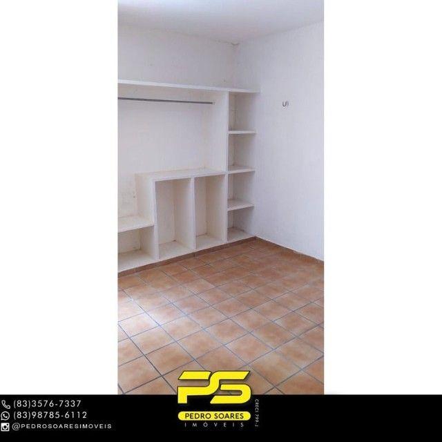 Apartamento com 3 dormitórios à venda, 103 m² por R$ 200.000 - Brisamar - João Pessoa/Para - Foto 8