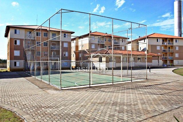 Apartamento à venda com 2 dormitórios em Uvaranas, Ponta grossa cod:4117 - Foto 12