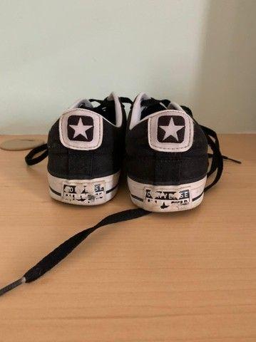 Tênis All Star Converse Preto - Foto 5