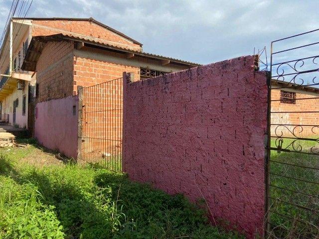 Vende-se dois lotes e edificação no bairro Açaí
