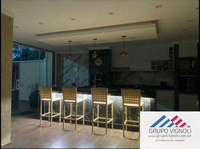 Maravilhosa casa de alto padrão em Nova Itaúna - Foto 15