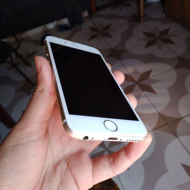 iPhone 6 16gb semi novo - Foto 2
