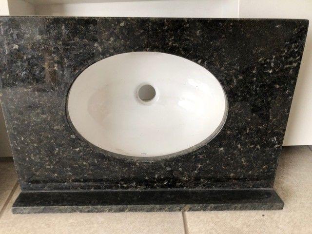 Pia de granito pra banheiro  - Foto 3