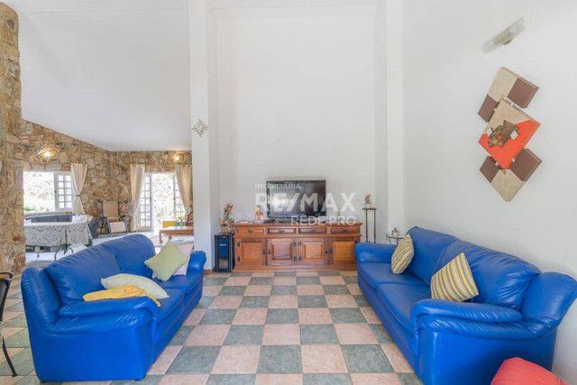 A Casa Azul! Térrea com 3 dormitórios e terreno de 1310m2 à venda no Condomínio Marambaia- - Foto 15
