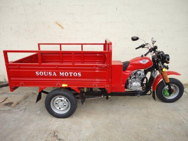 Triciclo Cargo 150cc Sousa- RO - 2018