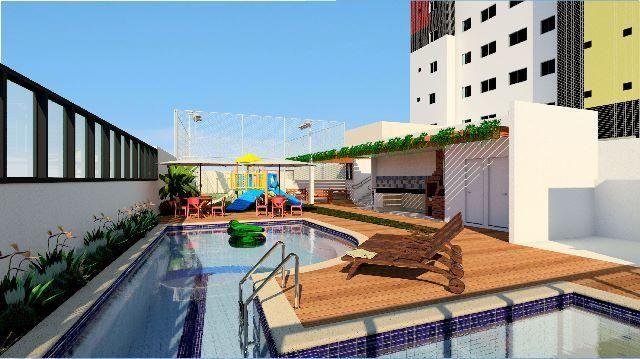 Apartamento lançamento de 2 quartos no Farol por apenas 166 mil pagamento facilitado