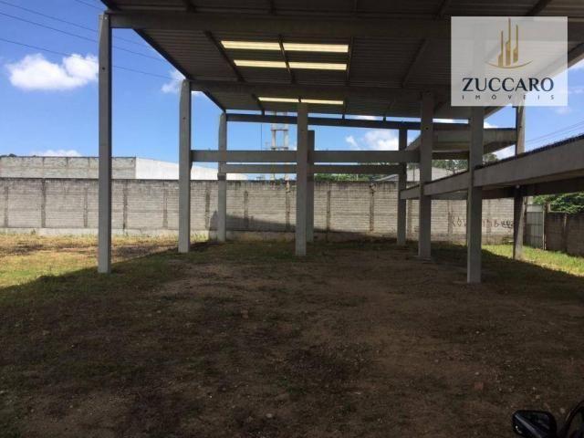 Galpão/depósito/armazém à venda em Bonsucesso, Guarulhos cod:GA1220