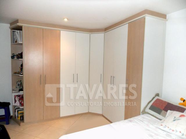 Apartamento à venda com 3 dormitórios em Barra da tijuca, Rio de janeiro cod:40946 - Foto 13