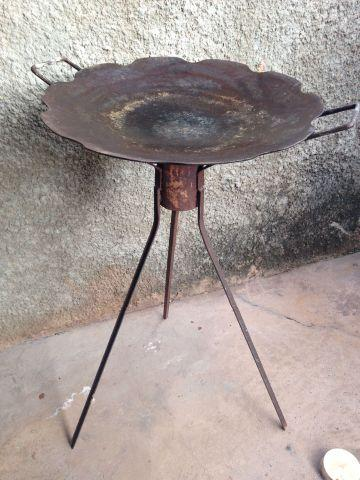 Chapa de ferro