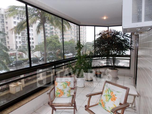 Apartamento à venda com 3 dormitórios em Barra da tijuca, Rio de janeiro cod:40946 - Foto 7