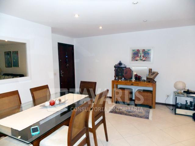 Apartamento à venda com 3 dormitórios em Barra da tijuca, Rio de janeiro cod:40946 - Foto 4