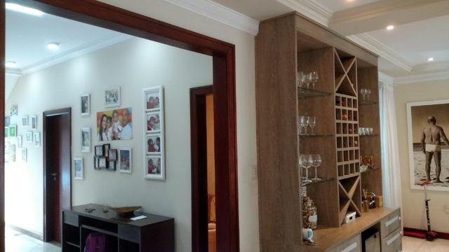 Excelente Cs de Condomínio 443 M2 4 Qts 02 suítes mobiliada finíssimo acabamento !!! - Foto 15
