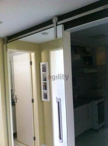 Apartamento com 2 dormitórios à venda, 63 m² por r$ 150.000 - pitimbu - natal/rn - Foto 4