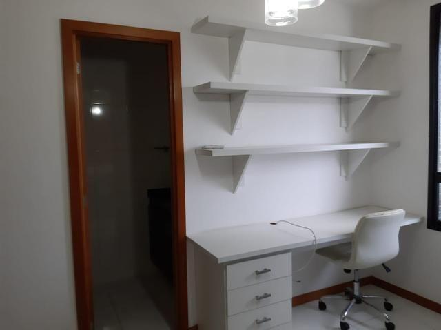 Apartamento 2 suítes Aquarius porteira fechada - Foto 13