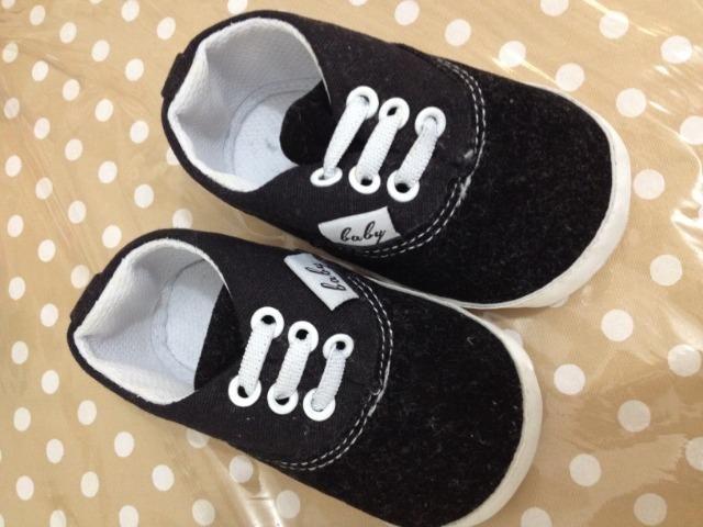b6f3851a90f Mocassim e tênis estilo Vans de bebê - Artigos infantis - Passa 20 ...