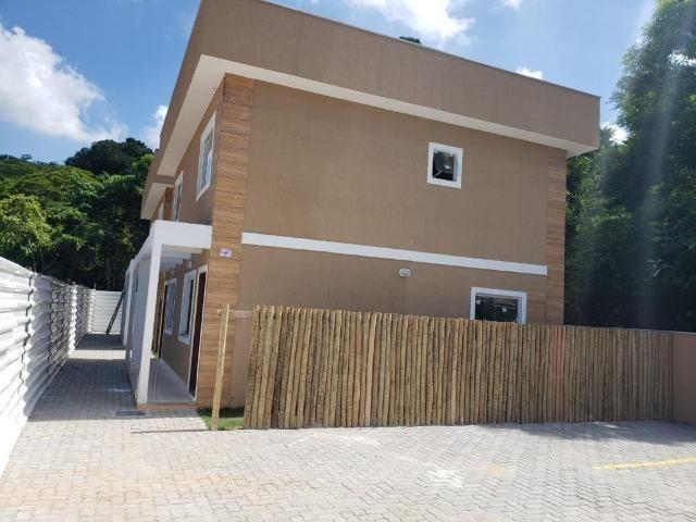 Casa duplex de primeira locação com 2 quartos e vaga em Itaiocaia Valley - Foto 3