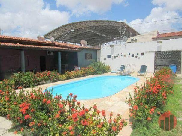 Casa para alugar, 120 m² por R$ 1.200/mês - Castelão - Fortaleza/CE