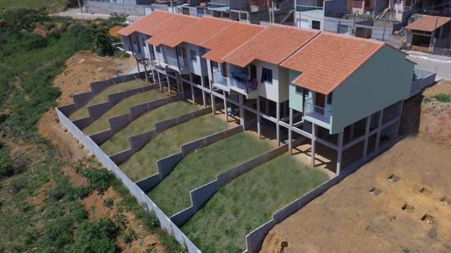 Casa à venda com 2 dormitórios em Residencial centro da serra, Serra cod:CA85V