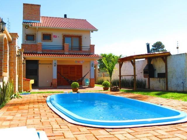 Vendo Casa Sobrado Laranjal com piscina, excelente localização - Foto 2