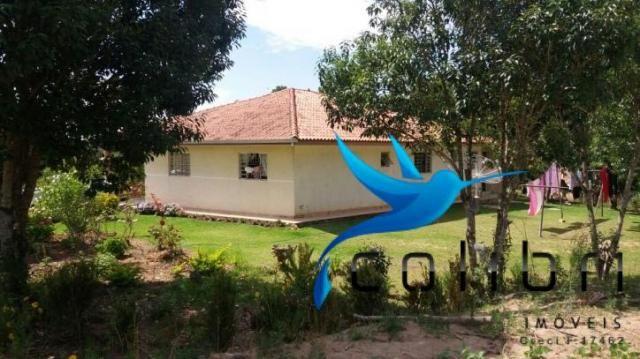 Linda Chácara com 2 casas e tanque em Agudos do Sul - PR - Foto 2
