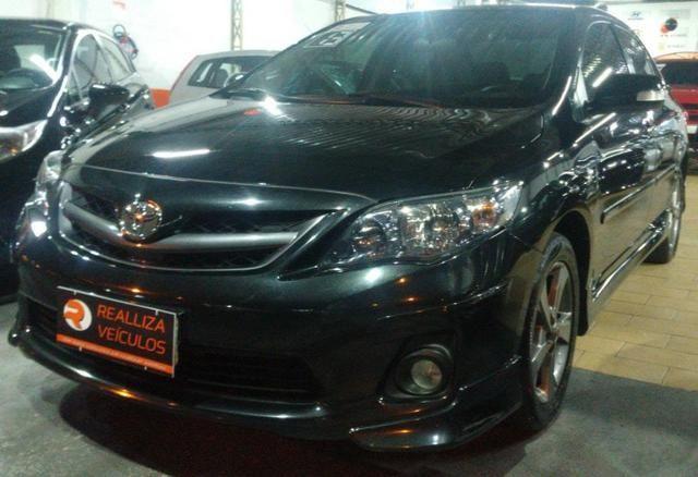 Toyota Corolla 2.0 XRS Automático com Bancos de Couro - Foto 2