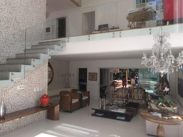 A.L.U.G.U.EL/V.EN.D.A Casa 4 suítes mobiliada e decorada no Alphaville Salvador I