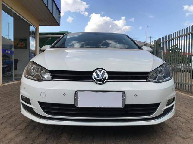 Volkswagen Golf 2017, Highline TSI 1.4 Turbo, 11.000 km impecável, aceita troca - Foto 3