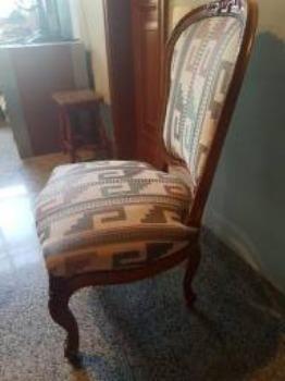 Cadeira estilo Luix XV - Foto 5