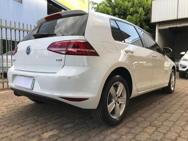 Volkswagen Golf 2017, Highline TSI 1.4 Turbo, 11.000 km impecável, aceita troca - Foto 4