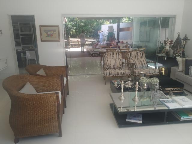 A.L.U.G.U.EL/V.EN.D.A Casa 4 suítes mobiliada e decorada no Alphaville Salvador I - Foto 10