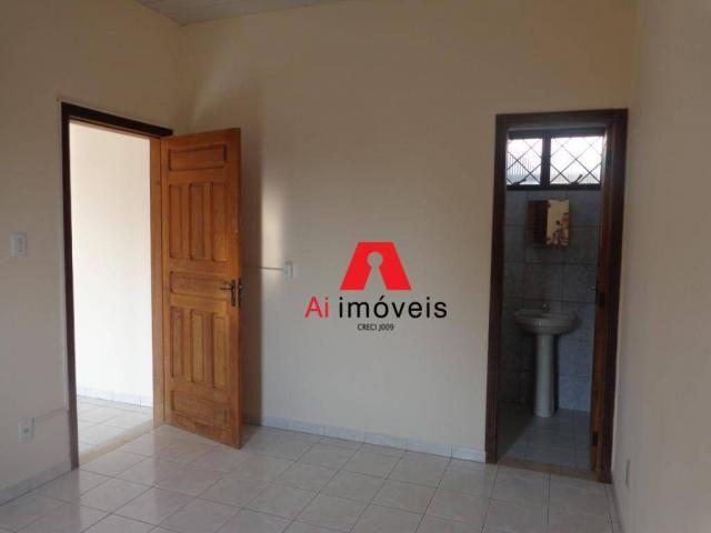 Apartamento com 1 dormitório para alugar, 35 m² por r$ 750,00/mês - conquista - rio branco - Foto 3