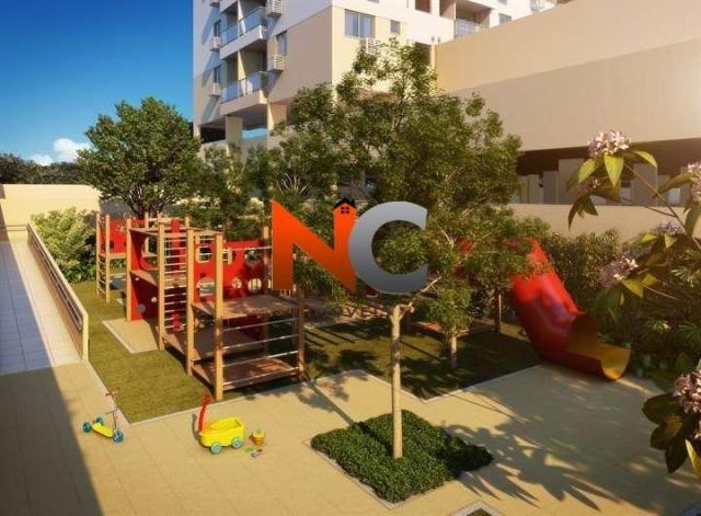 Apartamento com 3 dorms, nobre norte clube residencial - r$ 474 mil. - Foto 14