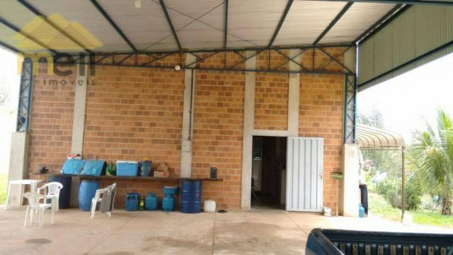 Sítio com 1 dormitório à venda, 96800 m² por R$ 590.000,00 - Zona Rural - Martinópolis/SP - Foto 9