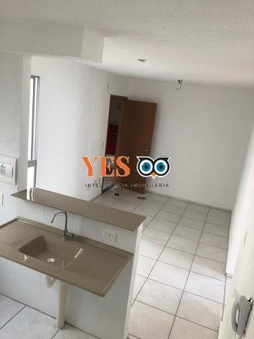 Apartamento residencial para Locação, Sim, Feira de Santana, 2 dormitórios, 1 sala, 1 banh - Foto 14