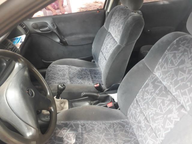 Vectra 2.0 gls bem conservado. troco em carro 1.0 do msm valor - Foto 8