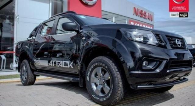 Nissan Frontier Attack Diesel 4x4 Automática 19/20 0km e ipva 2020 - Foto 7